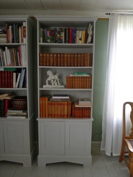 dörrar till gamla billy bokhylla